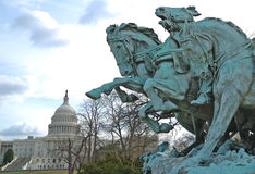 Monumento de Grant Imágenes de archivo libres de regalías