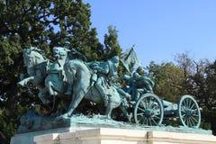 Monumento de Grant en el capitolio de los E.E.U.U. Fotografía de archivo
