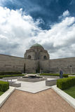 Monumento de guerra australiano Foto de archivo