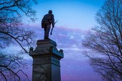 Monumento de guerra civil imagenes de archivo