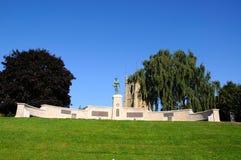 Monumento de guerra de Evesham Fotos de archivo