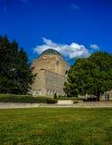 Monumento de guerra del edificio Foto de archivo libre de regalías