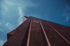 MONUMENTO DE GUERRA SOVIÉTICO, BERLÍN, ALEMANIA imágenes de archivo libres de regalías