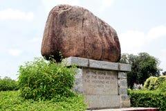 Monumento de guerra @ Teluk Intan Foto de archivo