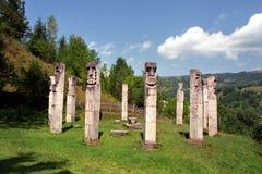 Monumento de héroes Imagenes de archivo