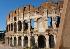 Monumento de Italia Roma Colosseum Fotografía de archivo libre de regalías