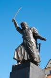 Monumento de Jan Kilinski fotos de archivo libres de regalías