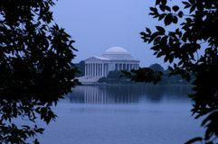 Monumento de Jefferson Imagen de archivo libre de regalías