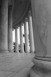 Monumento de Jefferson. Fotos de archivo