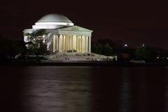 Monumento de Jefferson fotografía de archivo libre de regalías