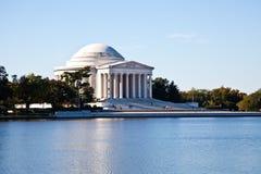 Monumento de Jefferson Foto de archivo libre de regalías