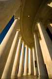 Monumento de Jefferson, Washington Foto de archivo libre de regalías