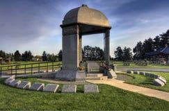Monumento de Jimi Hendrix Imagen de archivo libre de regalías