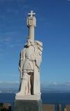 Monumento de Juan Cabrillo Fotografia de Stock Royalty Free