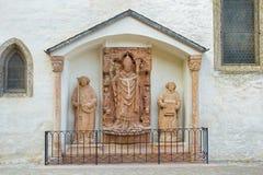 Monumento de Keutschach fotografia de stock royalty free