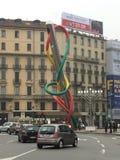 Monumento de la aguja y del hilo Fotos de archivo libres de regalías