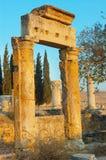 Monumento de la antigüedad Imágenes de archivo libres de regalías