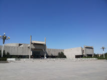 Monumento de la campaña de China Liaoning-Shenyang Fotografía de archivo