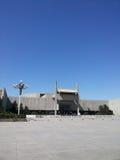 Monumento de la campaña de China Liaoning-Shenyang Imagen de archivo