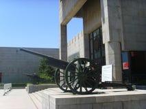 Monumento de la campaña de China Liaoning-Shenyang Imágenes de archivo libres de regalías