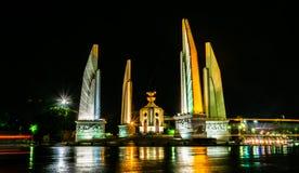 Monumento de la democracia Imágenes de archivo libres de regalías