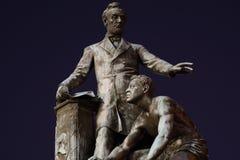 Monumento de la emancipación - Lincoln Park fotos de archivo libres de regalías