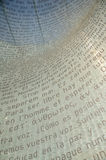 Monumento de la estación de Atocha - Madrid Fotos de archivo
