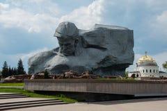 Monumento de la fortaleza de Brest foto de archivo libre de regalías