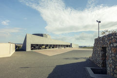 Monumento de la fortaleza de Maxim Gorky II Imagen de archivo