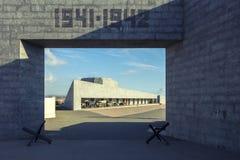 Monumento de la fortaleza de Maxim Gorky II Imagen de archivo libre de regalías