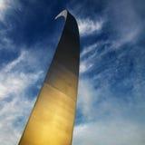 Monumento de la fuerza aérea fotografía de archivo libre de regalías