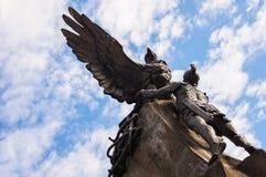 Monumento de la guerra Foto de archivo libre de regalías