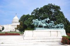 Monumento de la guerra civil de Ulises S. Grant en Washington Foto de archivo