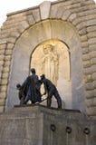 Monumento de la guerra de Adelaide Fotos de archivo libres de regalías