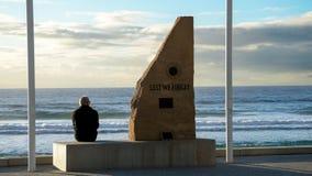 Monumento de la guerra de Anzac Foto de archivo libre de regalías
