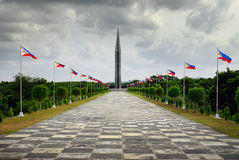 Monumento de la guerra de Capaz Fotografía de archivo libre de regalías