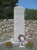 Monumento de la guerra de Vermont Vietnam Fotos de archivo