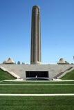 Monumento de la libertad Foto de archivo libre de regalías