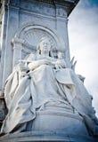 Monumento de la reina Victoria Foto de archivo libre de regalías