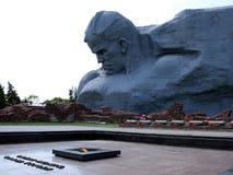 Monumento de la Segunda Guerra Mundial Imágenes de archivo libres de regalías