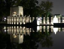 Monumento de la Segunda Guerra Mundial Fotografía de archivo