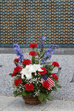 Monumento de la Segunda Guerra Mundial en Washington DC Imágenes de archivo libres de regalías