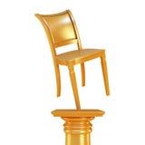 Monumento de la silla libre illustration