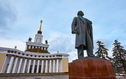 Monumento de Lenin Imagen de archivo