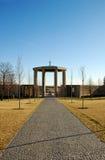 Monumento de Lidice Foto de archivo libre de regalías