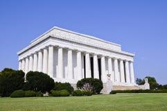 Monumento de Lincoln Fotos de archivo