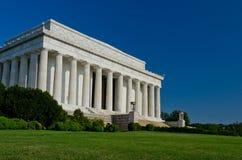 Monumento de Lincoln, Washington DC los E.E.U.U. Foto de archivo