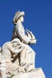 Monumento de los descubrimientos Imagen de archivo