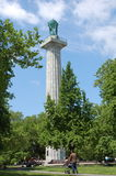 Monumento de los mártires de la nave de la prisión, New York City Fotografía de archivo