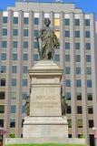Monumento de los soldados y de los marineros de Portland, Maine, los E.E.U.U. foto de archivo libre de regalías